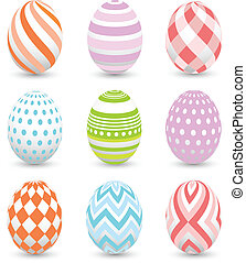 easter eggs, happy easter