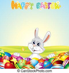 Easter Festive Backdrop