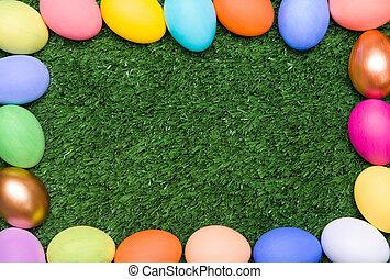 Easter framing