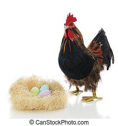 Easter Hen
