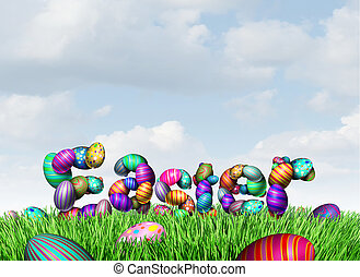 Easter Holiday Greeting