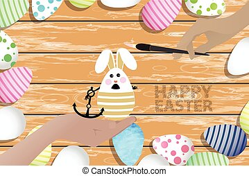 Easter is a perfect illustration for your design