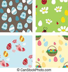 Easter pattern set