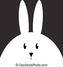 Easter Rabbit animal cartoon