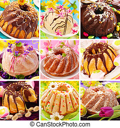 easter ring cakes collection