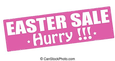 Easter sale hurry
