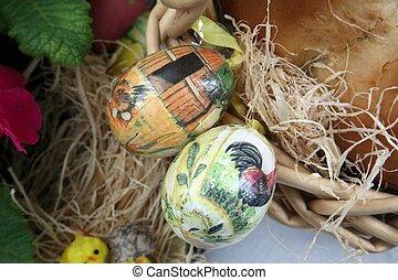 Easter still life