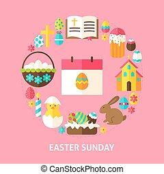 Easter Sunday Card