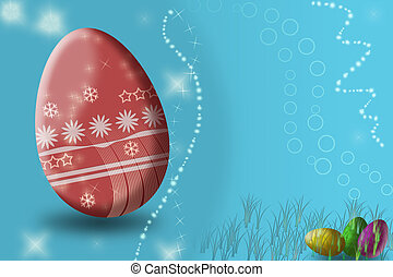 easter time , egg