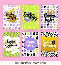 Easter Trendy Brochures