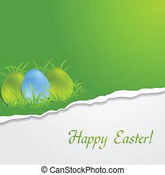 Easter vector design