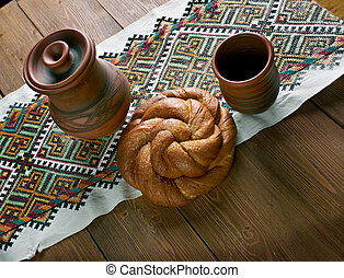 Eastern European Easter Bread