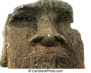 eastern island - moai