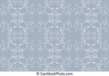 Eastern ornamental background