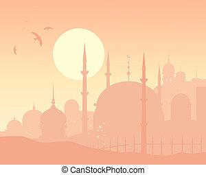 eastern skyline