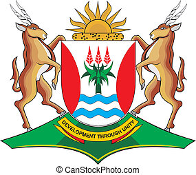 Easterncape prov coa - Various vector flags, state symbols,...