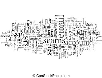 Easy Money not text background wordcloud concept