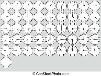 time watches