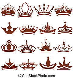Crown icon Collection