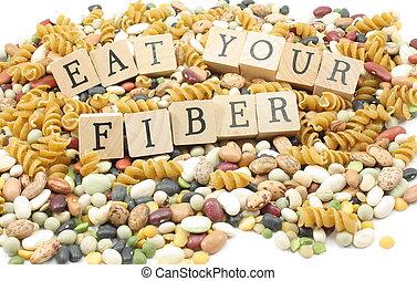 Eat your fiber