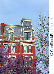Eaton Hotel in downtown Wichita - Restored and renovated,...