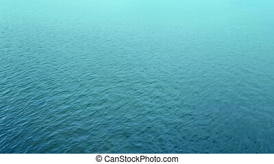 eau, étendue, calme, vaste, océan