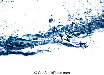 eau, #12, gouttes
