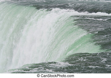 eau, chutes, niagara