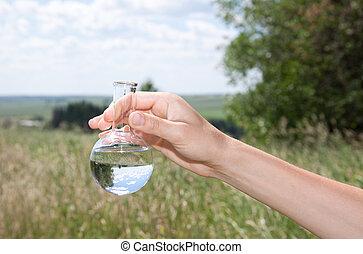 eau, essai, pureté