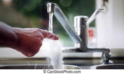eau, froid