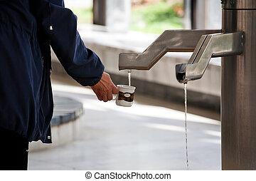 eau, guérison