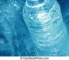 eau, jonc, 2