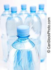 eau, minéral