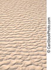 eau, modèle sable