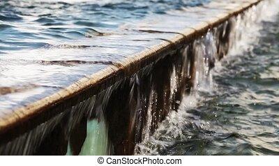 eau, piscine