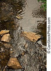 eau, rivière