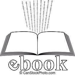 ebbok, pictogram