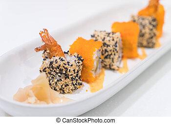 ebi fry roll - japanese food