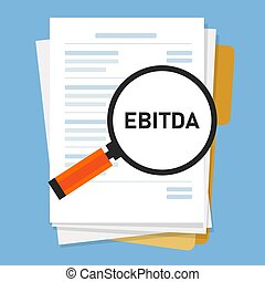 EBITDA Earnings before interest, tax, depreciation and...