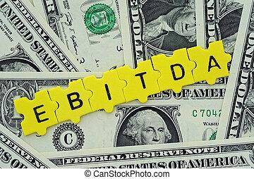 EBITDA - financial ratios, EBITDA = Earnings before...