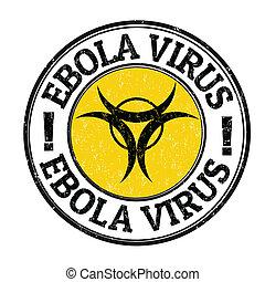 ebola, 切手