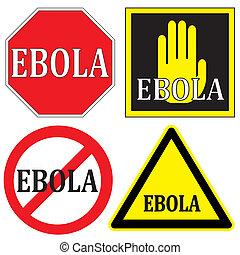 ebola, arrêt