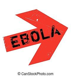 ebola, gumi, bélyeg
