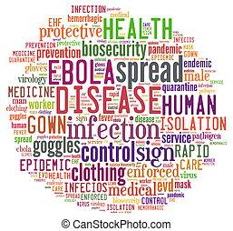 ebola, nuvola