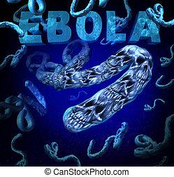 Ebola Outbreak - Ebola outbreak danger as a deadly virus...