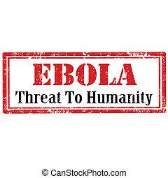 ebola, -stamp