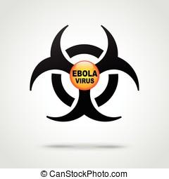 ebola virus illustration