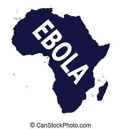 Ebola virus in Africa