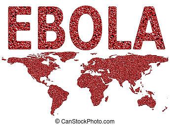 Ebola Virus Worldwide Spread