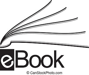 ebook, ícone